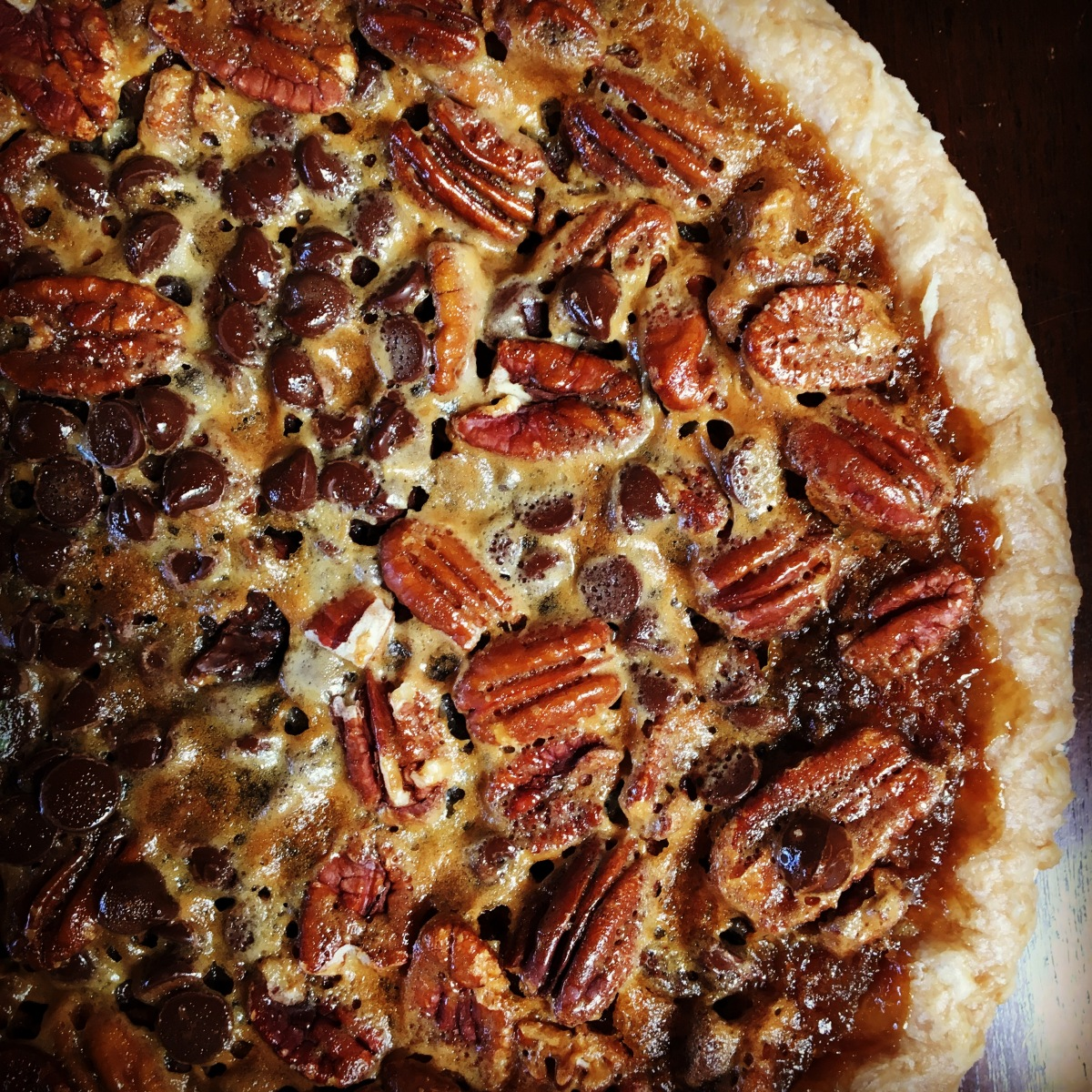 Bourbon Chocolate Pecan